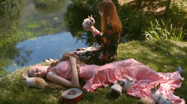 Gucci's Holiday 2016 Campaign Video: The Gucci Garden