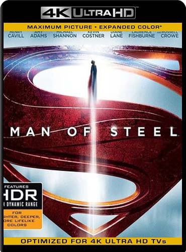 Man Of Steel (2013) EUR 2160p 4k UHD HDRLatino [GoogleDrive] SilvestreHD