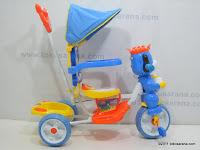 3 Sepeda Roda Tiga WIMCYCLE PUPPY