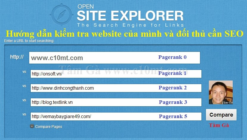 Open Site Explorer is Moz's Search Engine for Links. Perform competitive link research, explore backlinks, anchor text, and more for free