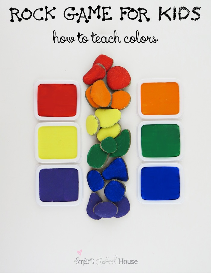 How to Teach Children About Colors
