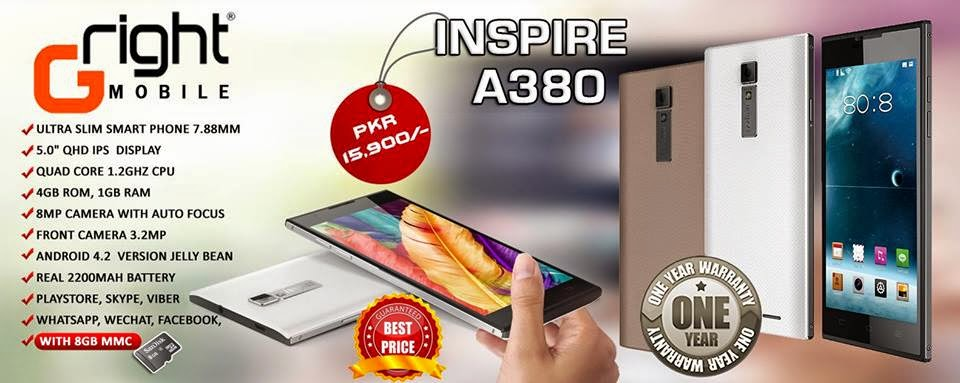 GRight Inspire A380