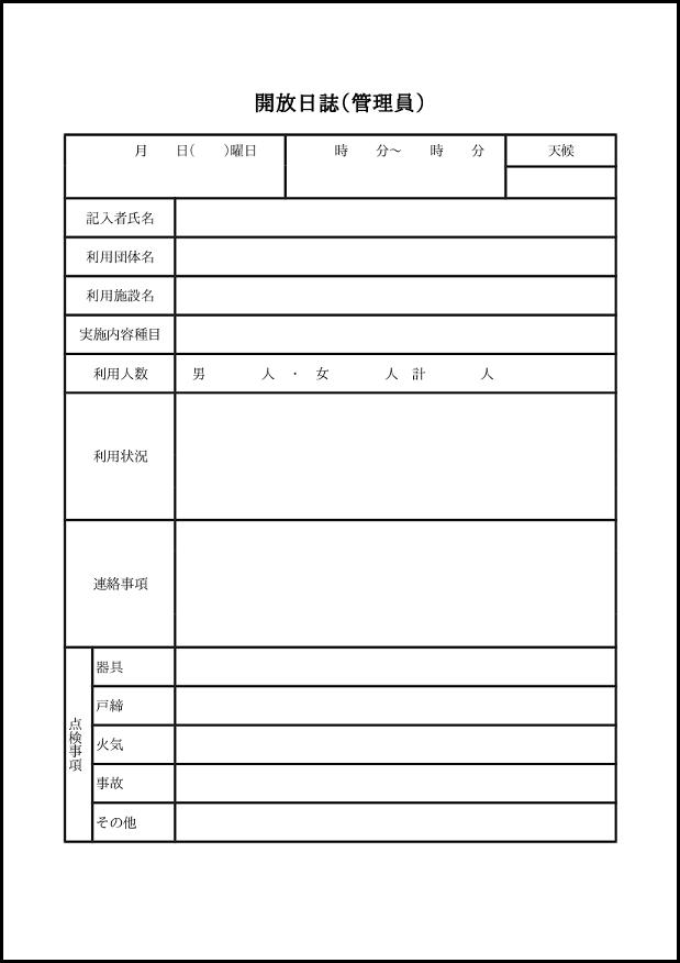 開放日誌(管理員) 004