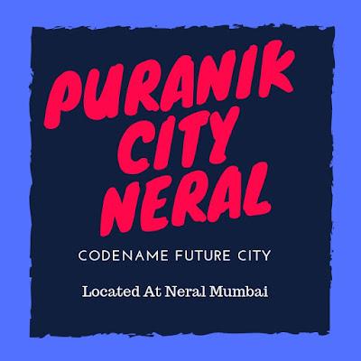 Puranik City Neral Residential Apartment