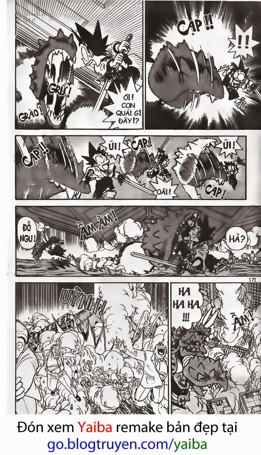 Yaiba chap 131 trang 14