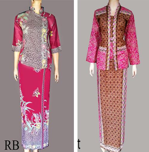 model baju pramugari modern