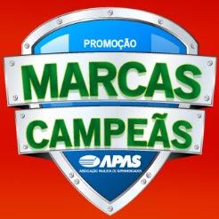 Cadastrar Promoção Marcas Campeãs APAS 2017