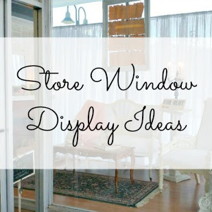 Store Window Display Ideas