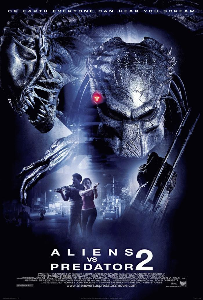 Aliens vs. Predator: Requiem (2007) สงครามฝูงเอเลี่ยน ปะทะ พรีเดเตอร์ ภาค 2