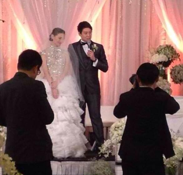 Richard Poon Maricar Reyes Wedding Photos