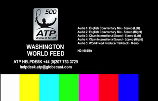 ATP World Tour 500 Washington DC Biss Key 3 August 2018