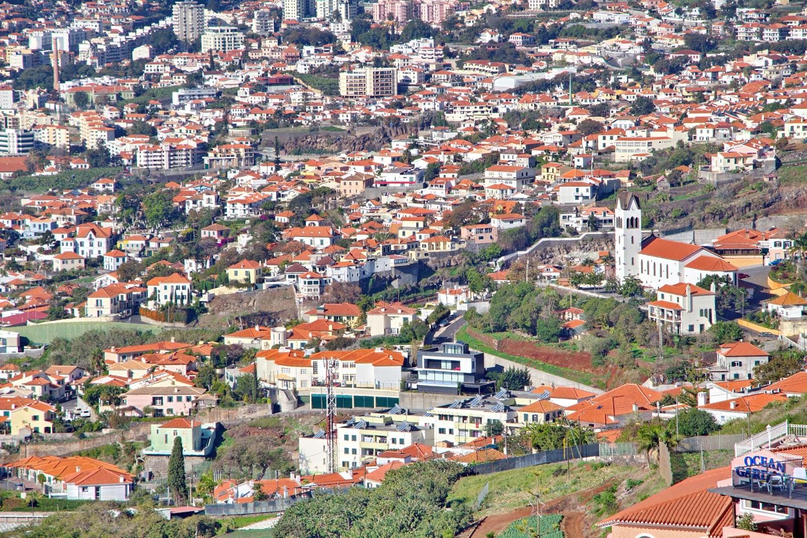 vistas da cidade