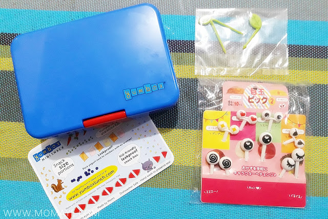 Yumbox, Yumbox Mini, Yumbox Panino, healthy snack, sancks, bento, bento baon, lunch box, Food, BrightBrands.ph, Shopee