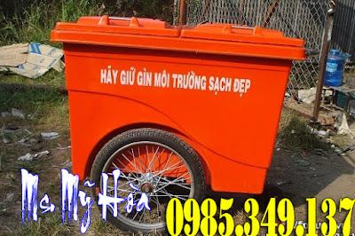 xe-đẩy-rác-660 lít