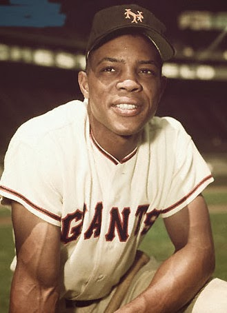 The Great Willie Mays