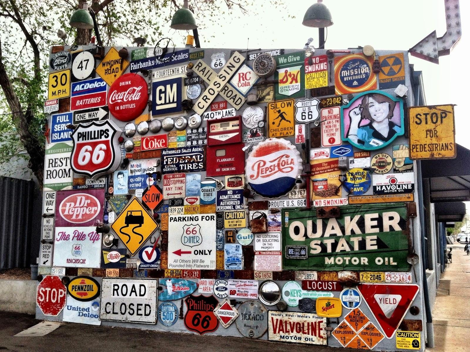 Art Garden Diva Route 66 Albuquerque Nm