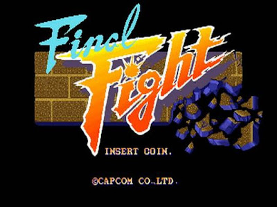"""(Review OldSchool Digger) """"Final Fight"""" (arcade) Ff1"""