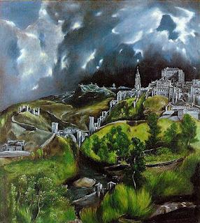 Toledo por El Greco