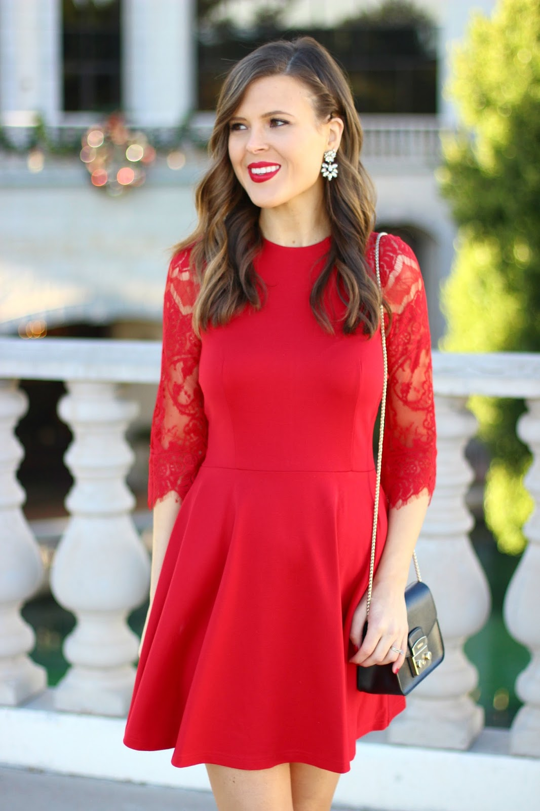 The Perfect Holiday Dress