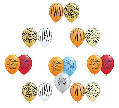 The Lion Guard Balloon Party Pack
