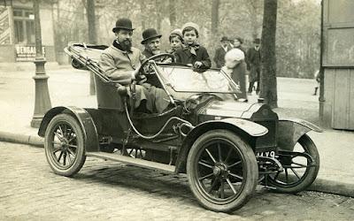 Invenzione automobile