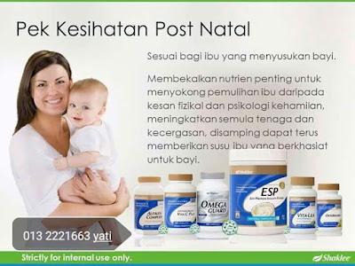vitamin-shaklee-ibu-berpantang