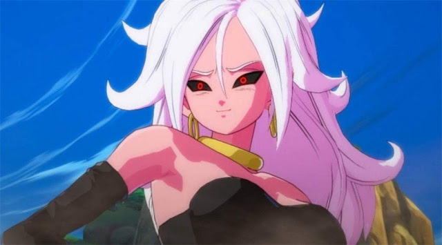 Dragon Ball Xenoverse 2 DLC Character Android 21 Announced; Coming this Winter