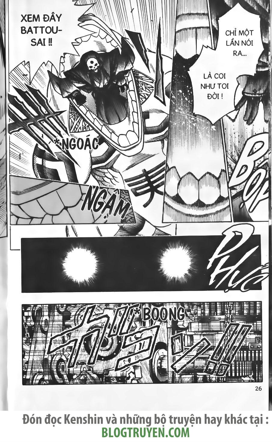 Rurouni Kenshin chap 188 trang 6
