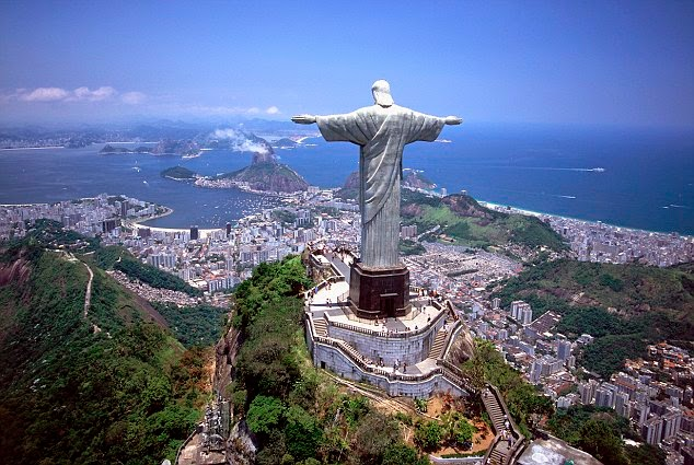 wonderful nation Brazil