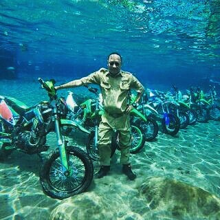 Umbul Ponggok The Best Freshwater Diving Places Central Java Indonesia Asian Traveller
