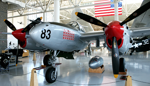 Evergreen Aviation Museum McMinnville Oregon