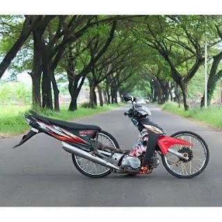 Motor kereta sepeda