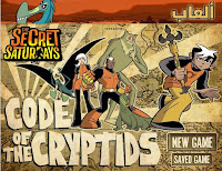 Code of the Cryptids | ألعاب