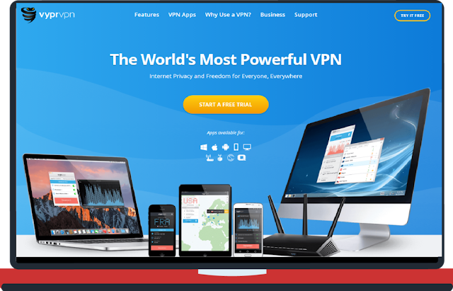 Vyprvpn Premium Accounts 2018