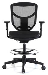 ergonomic task stool