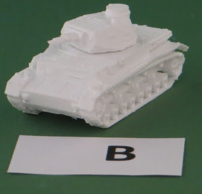 Ausf B,      7.5cm KwK 37 L/24 gun, different hull Mg mount, standard commander's cupola
