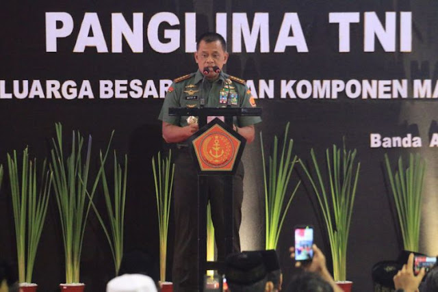 FPI Sebut PKI Mulai Bangkit, Panglima TNI Sebut Isu PKI Info Hoax