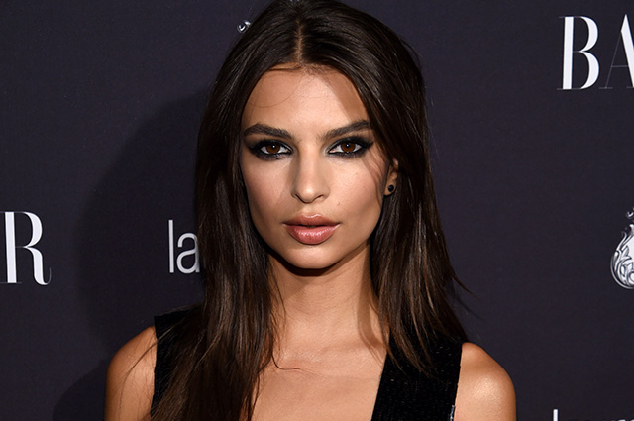 25-year-old model Emily Ratajkowski