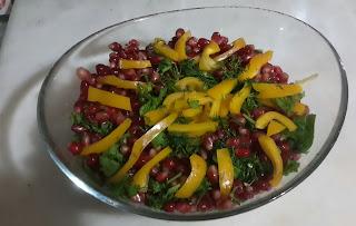 narli mas fasulyesi salatasi