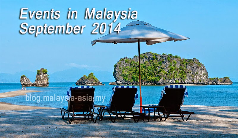 Events in Malaysia for September 2014