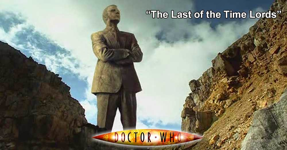 Doctor Who 187 (C): The Last of the Time Lords