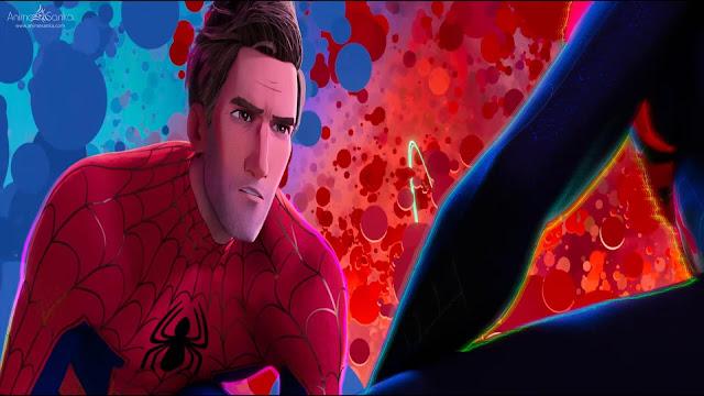فيلم انيميشن Spider-Man: Into the Spider-Verse بلوراي 1080P مترجم اون لاين تحميل و مشاهدة
