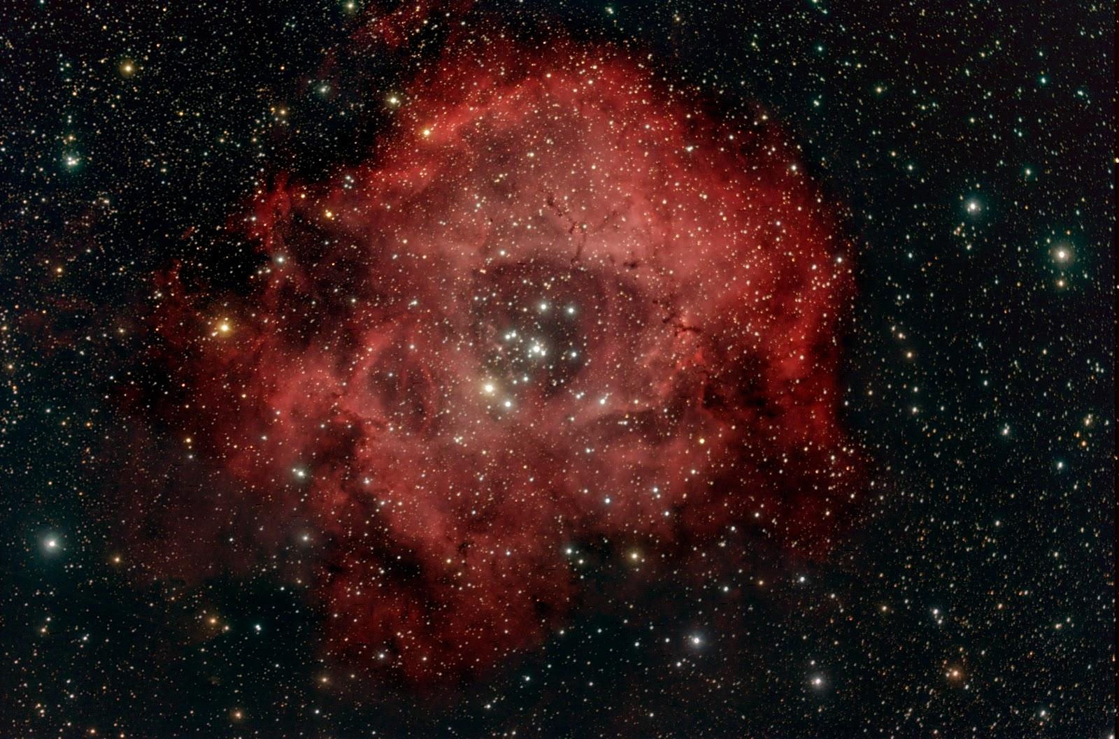 rosette nebula wallpaper -#main