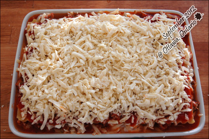 Heavenly Palate No Hassle Lasagna No Need To Pre Cook
