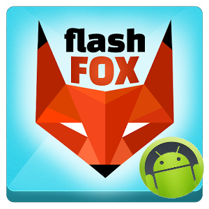 browser android flashfox