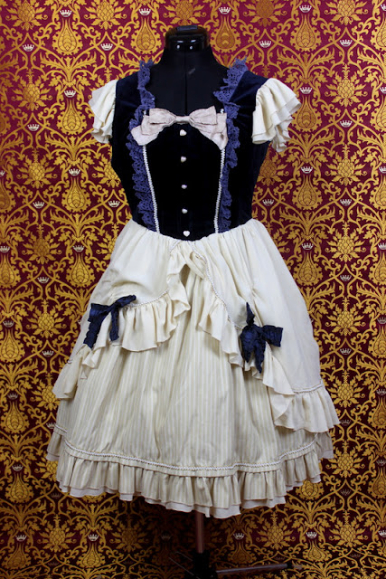 lolita fashion, lolita wardrobe, kawaii, jfashion, auris lothol, eglcommunity, infanta, disney, snow white