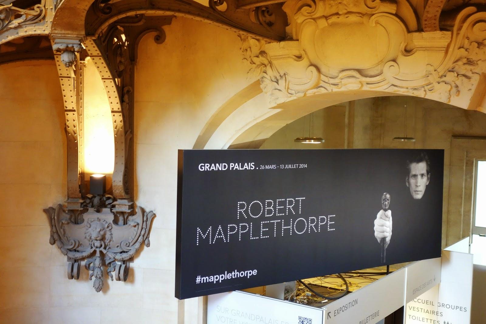 expo photo r trospective robert mapplethorpe au grand palais galerie sud est paris 8. Black Bedroom Furniture Sets. Home Design Ideas