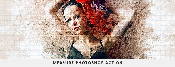 Painting 2 Photoshop Action Bundle - 60