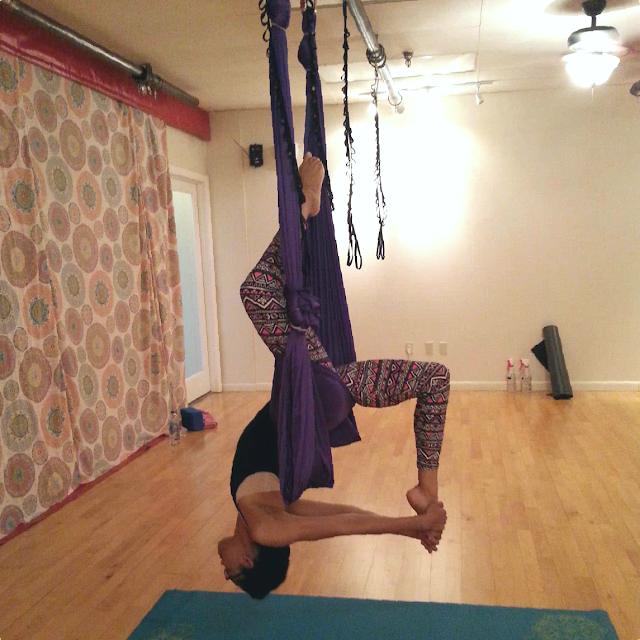 Altamonte Springs Yoga, Yoga University, Florida Yoga, Aerial Yoga, Beginners Aerial Yoga