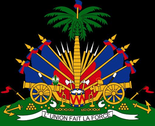 Lambang negara Haiti